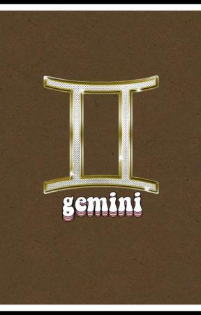 Gemini (Completed)  by rjeuenenitea13