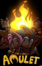 """The cursed amulet""/Sonamy boom by L1Atena1"