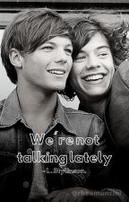 We're Not Talking Lately [L.S] by tswifthoran13