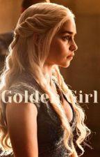 Golden Girl || Finnick Odair and THG fanfic by obxjjm