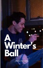 A Winter's Ball - Pete Davidson by _kirayoung_