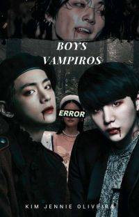 Boys Vampiros?  cover