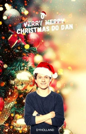 O Verry Merry Christmas do Dan by DYHolland