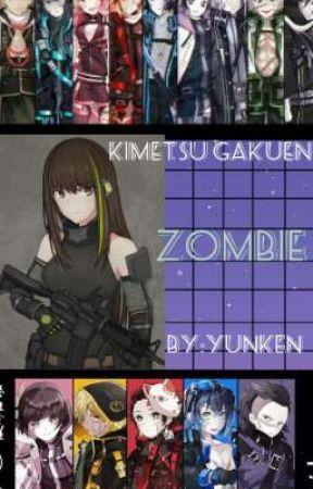 kimetsu Gakuen//zombie by nikaken-chan
