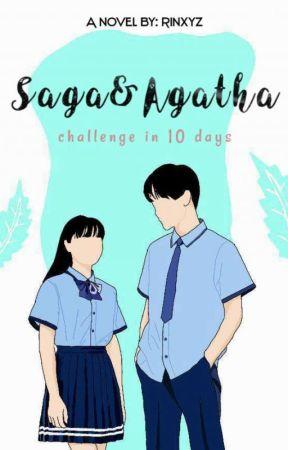Saga & Agatha by rinnxy_