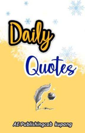 Daily Quotes by aepublishingkupang
