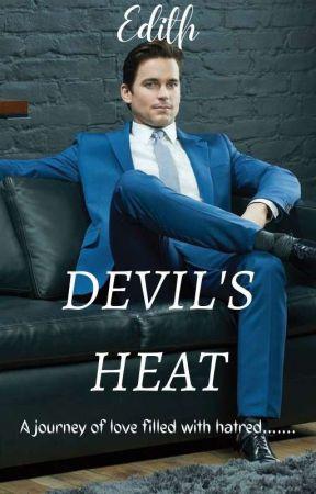 Devil's heat  by HulkSmash147563