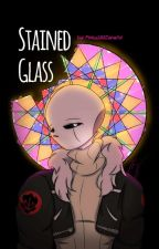 Stained Glass {An Echotale G!Sans x Frisk Story}  by Pinky102ZaneXd