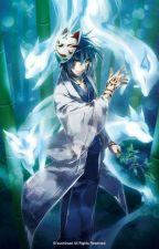 Son of Kurama & Yasaka by jasonmakoni54321
