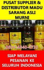0856-4840-4735 Jual Sarang Madu Lebah Arga Makmur Jakarta Murah by madu_sarang_asli
