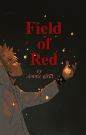 Field Of Red by Anime-girlll