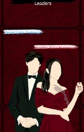 Love Between Roseblack Mafia Leaders [END] by Zahrotun_07