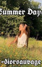 SUMMER DAYS   (grown ups) by -diorsauvage