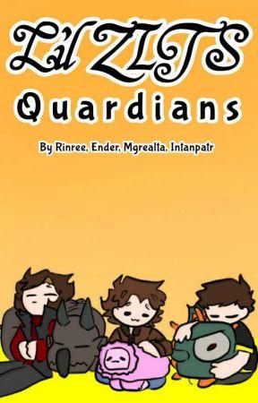 Lil ZITS Quardians by Intanpatr
