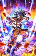 Goku reader x crossover (RW) by Dat-Boi-Eraser