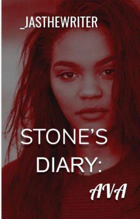 Stone's Diary: Ava by _jasthewriter