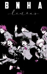 BNHA LEMON COLLECTION cover