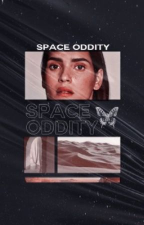Space Oddity ⋆ 𝐓𝐇𝐄 𝐌𝐀𝐍𝐃𝐀𝐋𝐎𝐑𝐈𝐀𝐍 by sebasstan