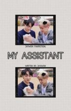 my assistant | jaywon by jayxwon_