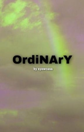 OrdiNArY ; Jaelice by syawcasa