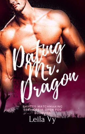 Dating Mr. Dragon by RamenLady