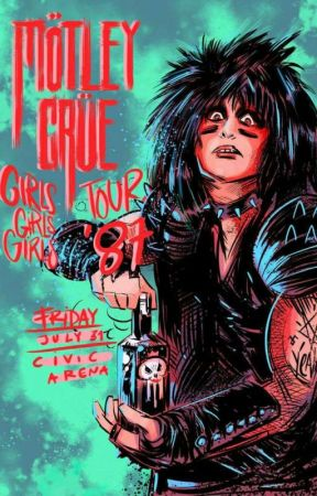 Motley Crue/ The Dirt imagines and shit like that by dally-is-daddy