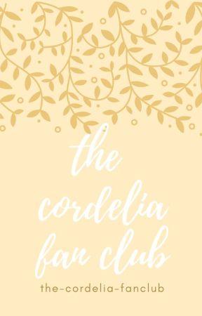The Cordelia Fan club by the-cordelia-fanclub