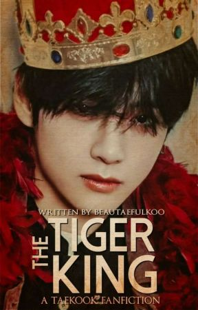 THE TIGER KING    TK by beautaefulkoo