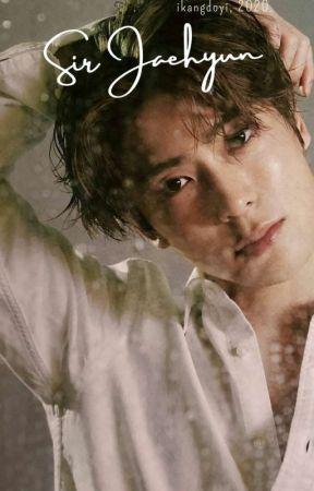 SIR | Jaehyun by ikangdoyi