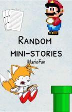 Crazy Mario World by Princess_Peach001
