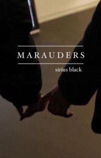 marauders - s.black cover
