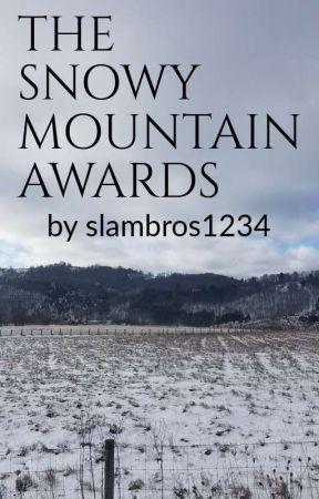 The Snowy Mountain Awards 2021 by slambros1234