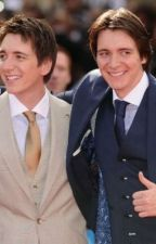 James and Oliver Phelps Imagines by 0TomatoFace0