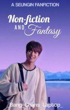 Non-fiction and Fantasy • Seungin by _Bang_Chans_Laptop_