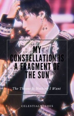 My Constellation Is A Fragment Of The Sun | woosan | by celestialwishes