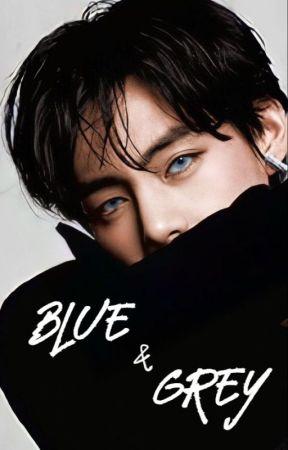 BLUE & GREY/ taekook by _Sunshine_Taekook_