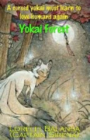 Yokai Forest by Captain_Sirena