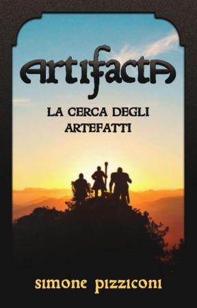 Artifacta - La Cerca degli Artefatti by SimonePizziconi