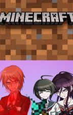 Danganronpa Minecraft Server Crack + Komaru by ash_needs_sleep