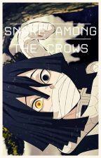 𝘚𝘯𝘢𝘬𝘦 𝘢𝘮𝘰𝘯𝘨 𝘵𝘩𝘦 𝘊𝘳𝘰𝘸𝘴 》 KnY × Hq by -LARKKYORIS