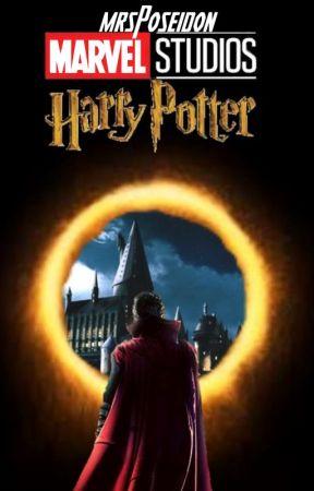 Marvel Studios: Harry Potter by mrsPoseidon
