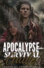 APOCALYPSE SURVIVAL GUIDE | joel dawson by dylanscrystal