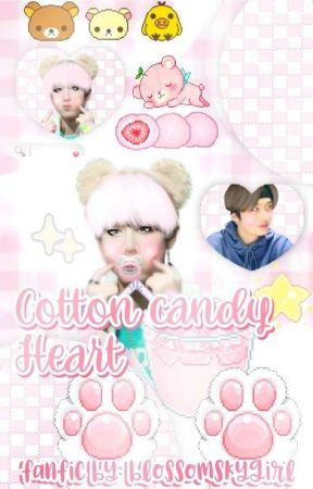 Cotton Candy Heart | minsung  by blossomskygirl