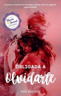 Obligada A Olvidarte cover