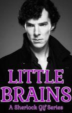 LITTLE BRAINS || Sherlock Gif Series by life-in-PURPLE