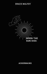 WHEN THE SUN DIES ✪ DM cover