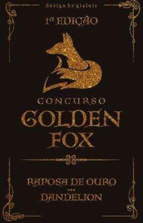 Concurso Golden Fox   1ª Edição by pgoldenfox