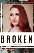 Broken |Edward Cullen & Cheryl Blossom| (Twilight x Riverdale) by loreestyles