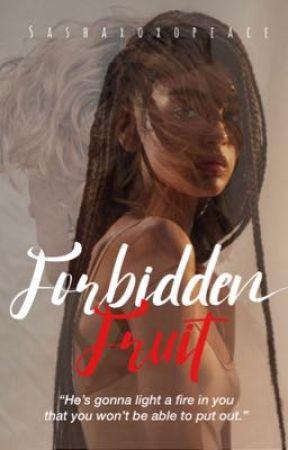Forbidden Fruit by Sashaxoxopeace
