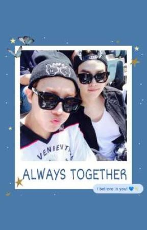 Always Together | Yoonseok by Bangtanmiamorr